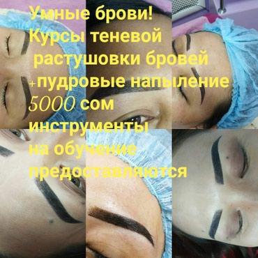 Умные брови в Бишкек