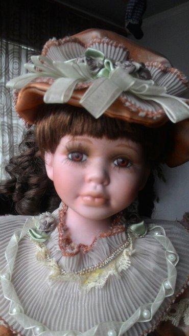 Кукла фарфоровая производство в Кок-Ой