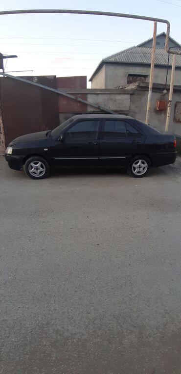 Chery Azərbaycanda: Chery A5 1.6 l. 2008   134000 km