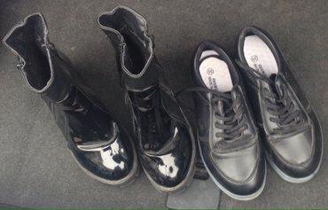 Bakı şəhərində Обувь женская в отличном состоянии 35 разм.