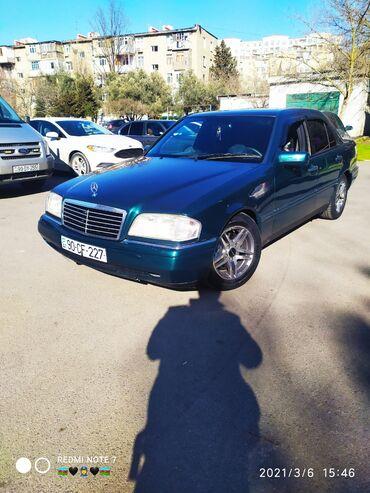 Mercedes-Benz C 230 2.1 l. 1995 | 432139 km