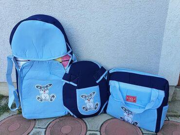 Nosiljka,torba i kengur 2900 din
