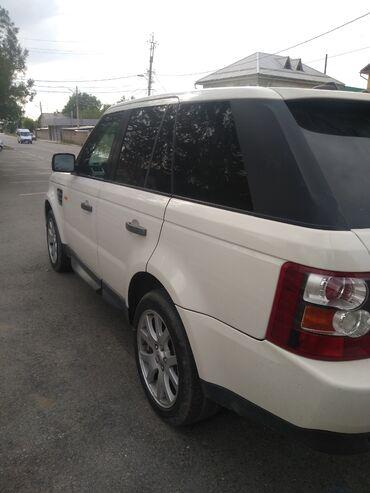 Land Rover в Бишкек: Land Rover Range Rover Sport 4.4 л. 2008   116000 км