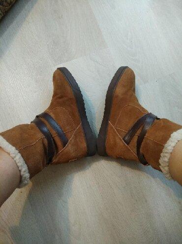 шикарные зимние сапоги в Кыргызстан: Женские сапоги 39