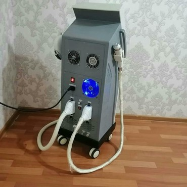 alejsandrit lazer candello - Azərbaycan: Lazer epilyasiya aparati