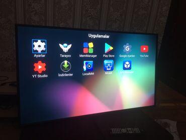 Smart 109 ekran Neos tv youtube wifi herbirsheyi var problemi yoxdu