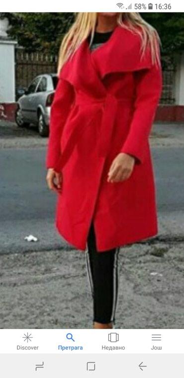 Ženski kaputi - Srbija: Ni jednom nije nosen univerzalna velicina