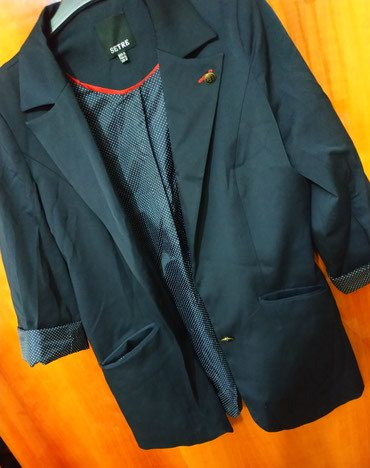 Пиджак,48 размера,в идеальном состоянии. в Бишкек