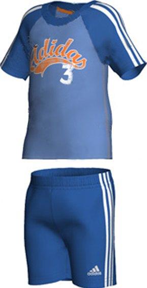 Шорты + футболка детские adidas I J AB Sum Set в Бишкек