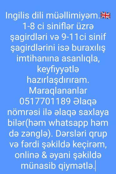 fransiz dili - Azərbaycan: Repetitor | | İmtahanlara hazırlıq