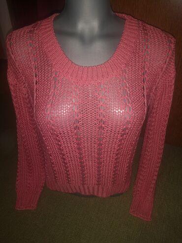 Končani rupičasti džemperi,Springfield, Only,Hm,velicina s, sva tri za