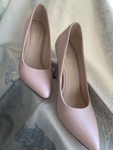 Продаю туфли! Размер 37. Новые! Цвет розовая пудра