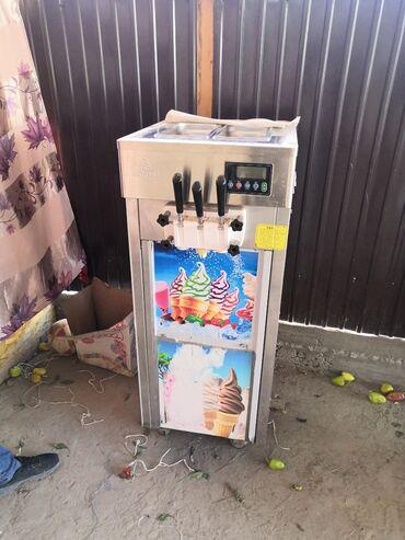 Услуги - Базар-Коргон: Мороженое аппарат сатылат же авто унаага алмашам доплата менден