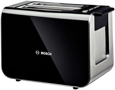 Тостер Bosch TAT 8613Технические характеристики, Мощность 860 Вт
