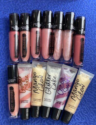 Блеск Victoria's Secret, оригинал с США, самые вкусные и блестящие