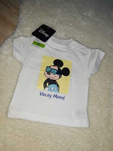 Nova majica za decakeMajica za dečaka DISNEYNova sa etiketomPrelepa