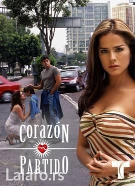 SLOMLJENO SRCE - Corazon Partido cela serija, sa prevodom - sve - Boljevac
