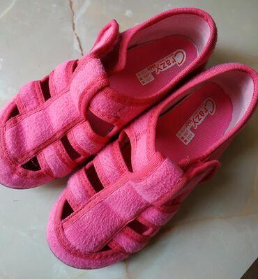 спортивная-мужская-обувь в Кыргызстан: Продаю текстильные сандалии в отличном состоянии по стельке 17-18 см