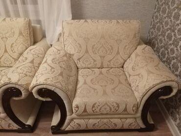 staryj divan sovetskij в Кыргызстан: Продаю новые кресло и диваны