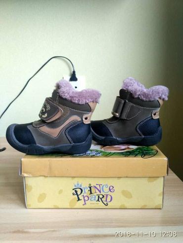 сапоги из испании в Кыргызстан: Продаю детские сапожки из натурального меха 22 размера. покупала в