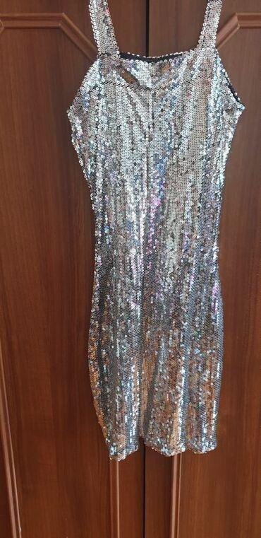 ziyafet-paltarlari - Azərbaycan: Dress Kokteyl Lc Waikiki XL