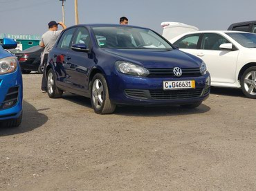 Volkswagen Golf 2009 в Бишкек
