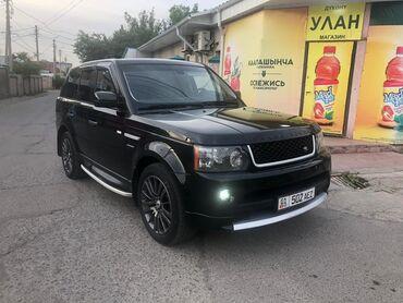 Land Rover в Бишкек: Land Rover Range Rover Sport 3 л. 2011   1 км