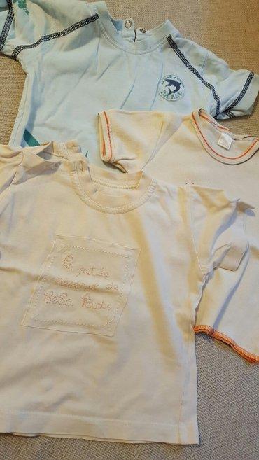 3 majice vel 80 - Pozarevac