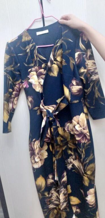 вечернее турецкая платье в Кыргызстан: Продается платьеочень хорошо сидит, одевала только 1 раз,состояние
