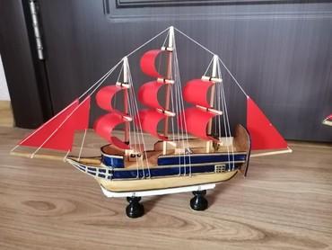 Gemi maketi