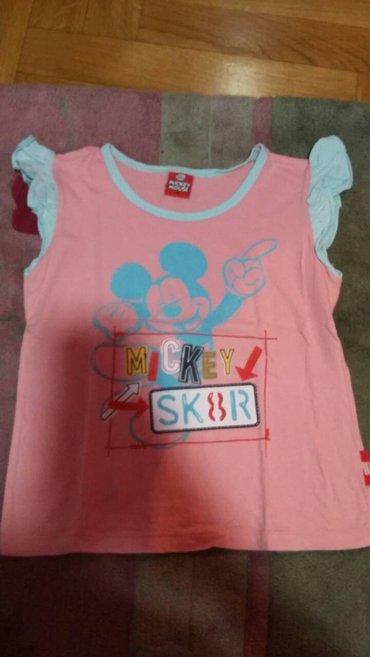Disney Miki I mini original 6 godina.  majica za devojcice - Belgrade
