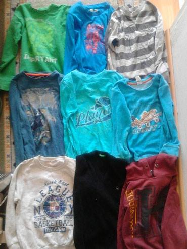 Dečija odeća i obuća - Varvarin: Akcija Veliki paket za decaka 6.7 sve ne ocuvano I kvalitetno
