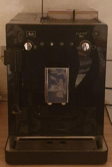 Mlin - Srbija: Aparat zaespresso u dobrom stanju, radi besprekorno, pravi odlican