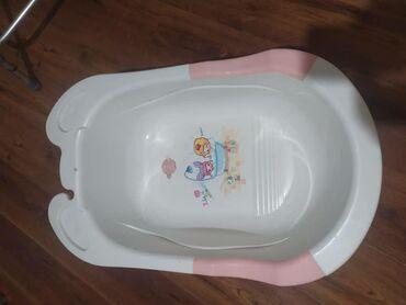 Турецкий товар - Кыргызстан: Детская ванночка в хорошем состоянии.(идеальном)турецкая