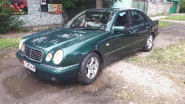 мерседес-спринтер-холодильник-рефрижератор в Кыргызстан: Mercedes-Benz 280 2.8 л. 1998 | 185621 км