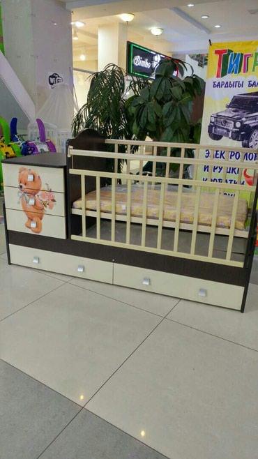 Кровать российского производства, в Бишкек