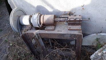 станок для сетки мак в Кыргызстан: Станок сетки рябицы катушка корыто под масло большой стол 2.5х1.5 и
