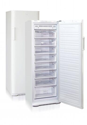Морозильник Бирюса 647SN Коротко о товаре •ШхВхГ: 60х180х62.50 см •о