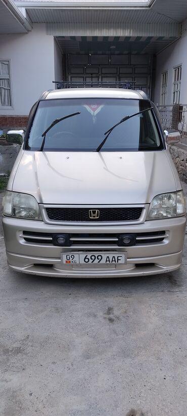 Транспорт - Баткен: Honda Stepwgn 2 л. 2000   340000 км