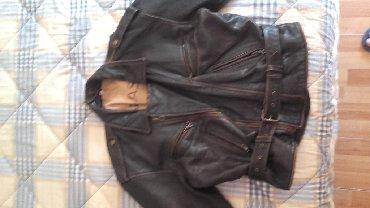 Zenska kozna jakna US force, nosena 20godina - Belgrade