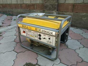 Генераторы - Кыргызстан: Продается новый бензиновый генератор.Мощность 2Квт