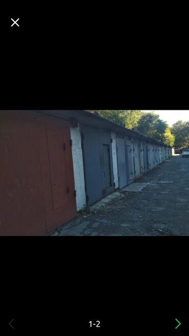 Гаражи - Кыргызстан: Продаю гараж, в Кара-балте, 40лет Киргизии,возле ЖЭК. Есть погреб