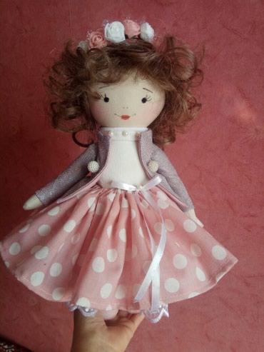 Кукла, игрушка, подарок на день рождения, 8 марта ручной работы в Бишкек