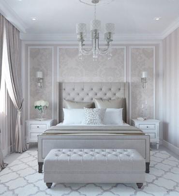 Дизайн спальни Бишкек в Бишкек