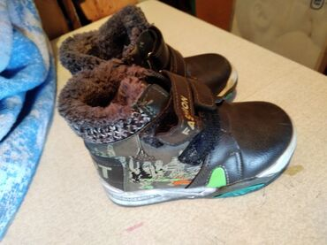 Детская обувь - Бишкек: Б/у детская обувь размер 25