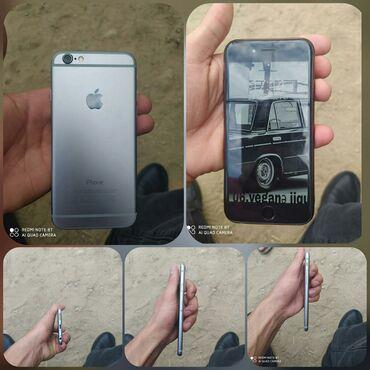 apple isə 6 b - Azərbaycan: İşlənmiş iPhone 6s 16 GB Gümüşü