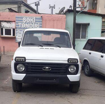 niva tekeri satilir - Azərbaycan: VAZ (LADA) 4x4 Niva 1993