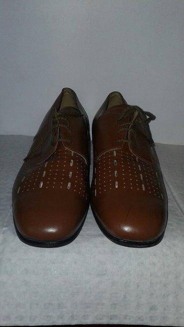 туфли мужские новые. кожа. кожанная подошва. длина стельки 26 см. разм в Бишкек