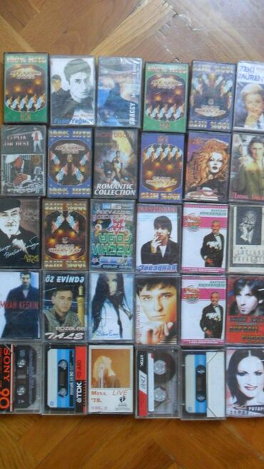 Ауди кассеты