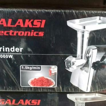 Xırdalan şəhərində Turkiye firmasi 3000 vat et masini kecen yeri demir cadirma pulsuz